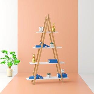 Zest Ladder Bookcase