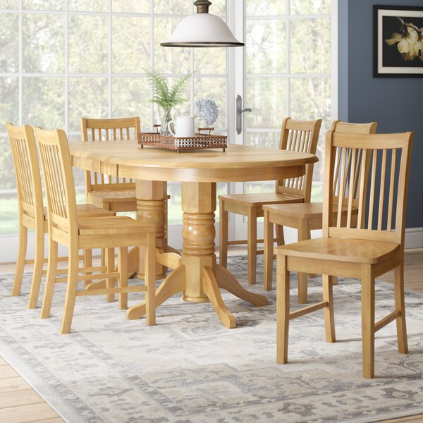 Rockdale 7 Piece Dining Set by Darby Home Co Darby Home Co