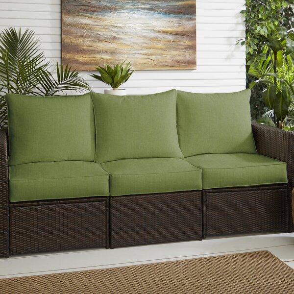 Indoor/Outdoor Sunbrella Loveseat/Sofa Cushion