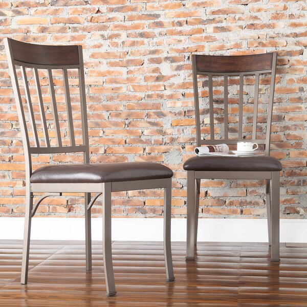 Tooley Upholstered Dining Chair (Set of 2) by Williston Forge