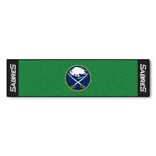 NHL - Buffalo Sabres Putting Green Doormat by FANMATS