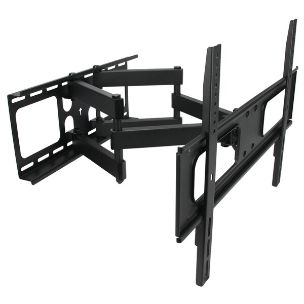 Full Motion Double Articulating Wall Mount for 32'' - 70'' LCD/LED/Plasma Screens by MegaMounts