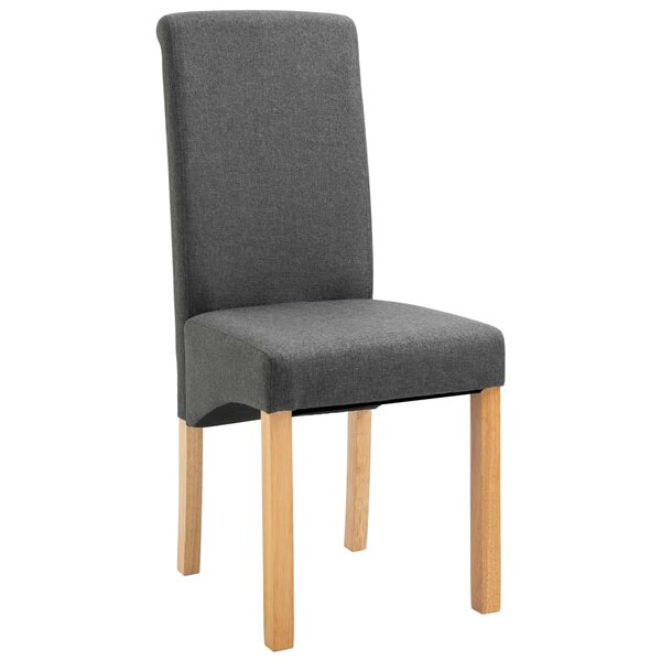 Fitchner Upholstered Dining Chair (Set Of 4) By Ebern Designs