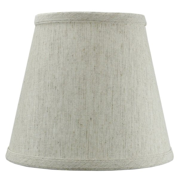 8 Shantung Empire Lamp Shade by Home Concept Inc
