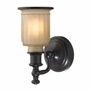 Compare & Buy Acadia 1-Light Bath Sconce By Elk Lighting