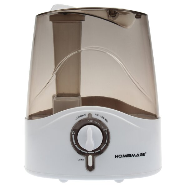 1.19 Gal. Cool Mist Tabletop Humidifier by Homeimage