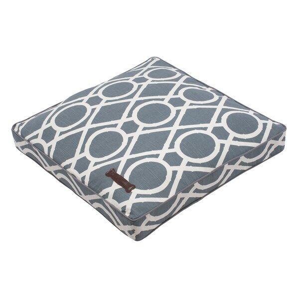 Premium Cotton Square Pet Bed by Jax & Bones