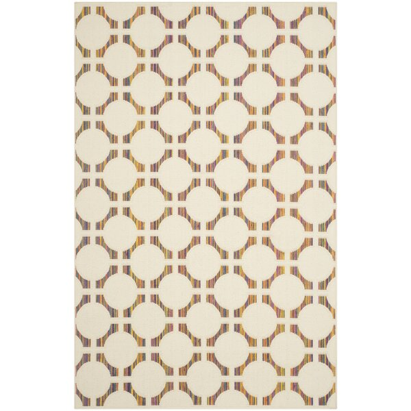 Havana Natural Beige Indoor/Outdoor Area Rug by Safavieh