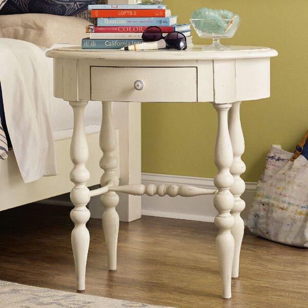 Sandcastle Leg 1 Drawer Nightstand by Hooker Furniture
