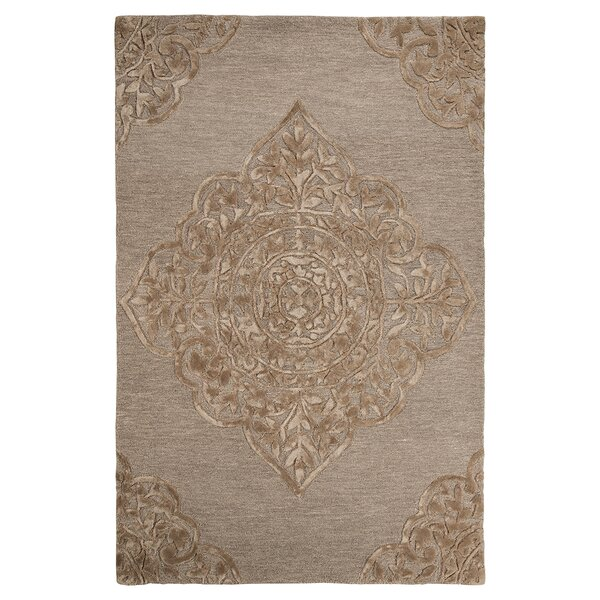 Chaffee Brown Area Rug by Darby Home Co