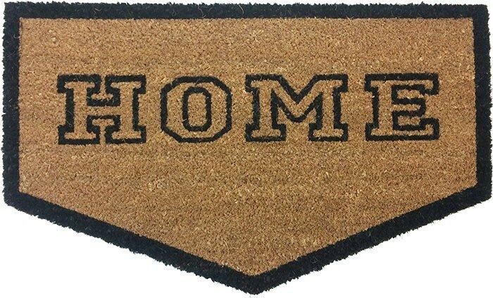 Home Plate Shaped Doormat Sc 1 St Wayfair. Image Number 16 Of Sunburst Coco  Doormat ...