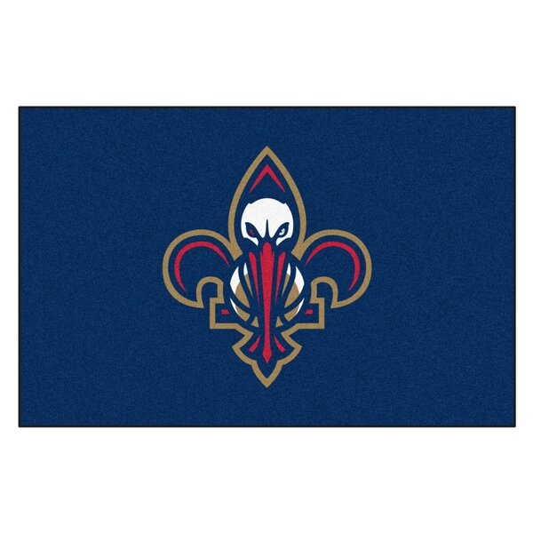 NBA - New Orleans Pelicans Doormat by FANMATS
