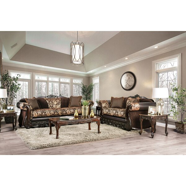 Newfoundland Configurable Living Room Set by Astoria Grand