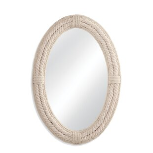 Longshore Tides Oval Accent Mirror