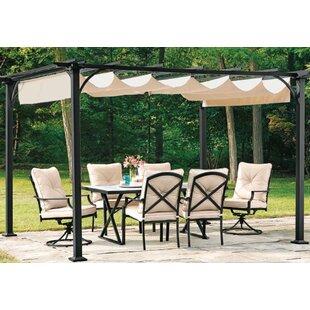 Replacement Canopy for Summer House Pergola  sc 1 st  Wayfair & Waterproof Pergola Canopy | Wayfair