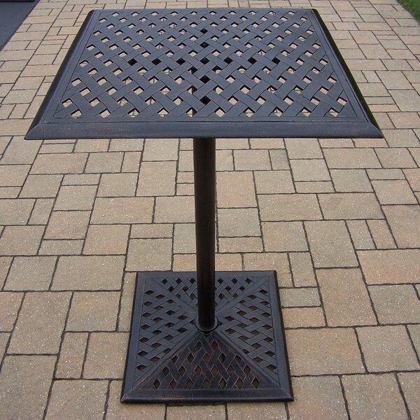 Vanguard Metal Bar Table by Oakland Living