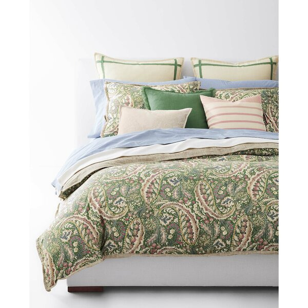 Allie Reversible Duvet Cover Collection