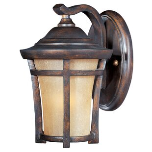 Top Reviews Colton 1-Light Outdoor Wall Lantern By Darby Home Co