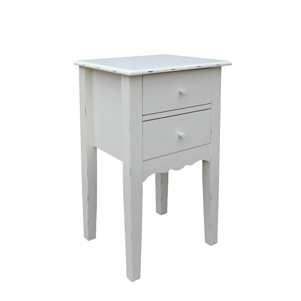 Victorian End Table By EHemco Design
