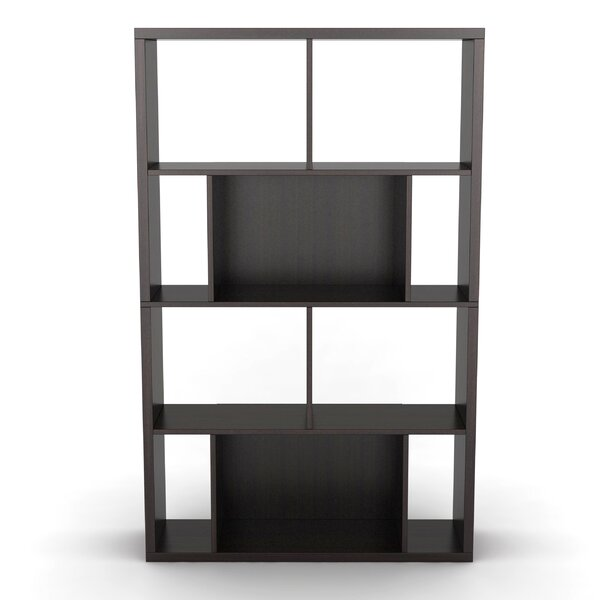 Monaco Geometric Bookcase by Atlantic