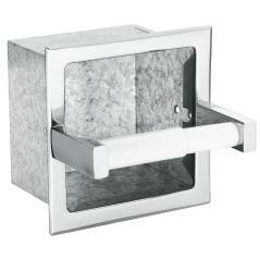 Hotel Motel Recessed Toilet Paper Holder by Moen