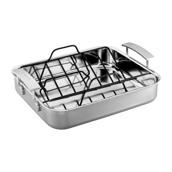 Industry 4 Roasting Pan by Demeyere