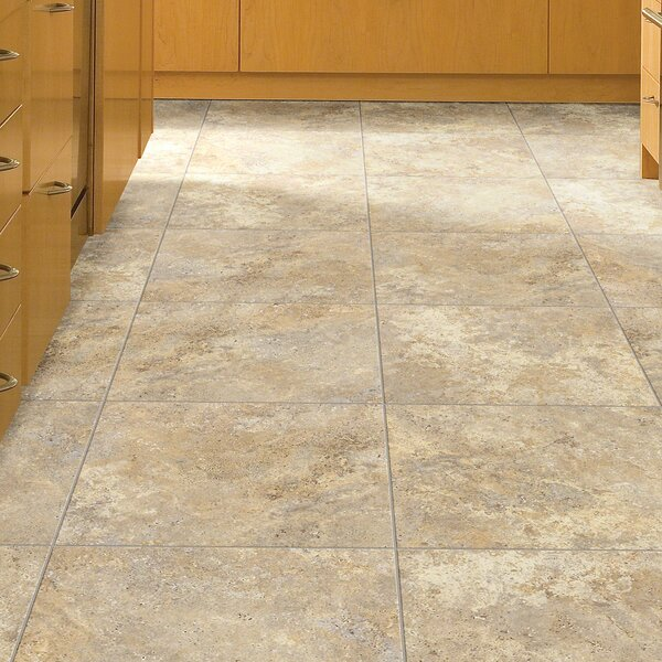 Sociable 16 x 16 x 3mm Luxury Vinyl Tile in Mansion by Shaw Floors