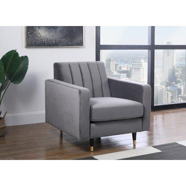 Conn Club Chair by Brayden Studio