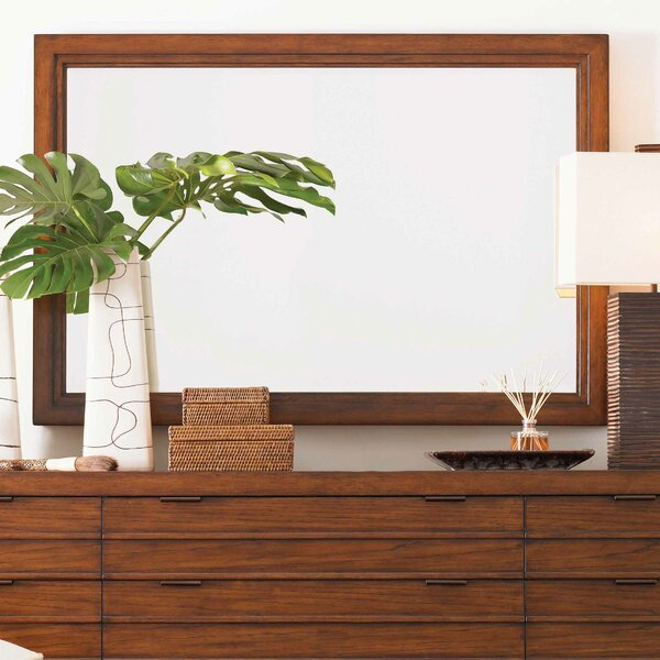 Ocean Club Rectangular Dresser Mirror by Tommy Bahama Home