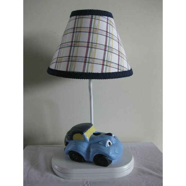 Car Transportation 13.5 Table Lamp by Silly Bear Lighting