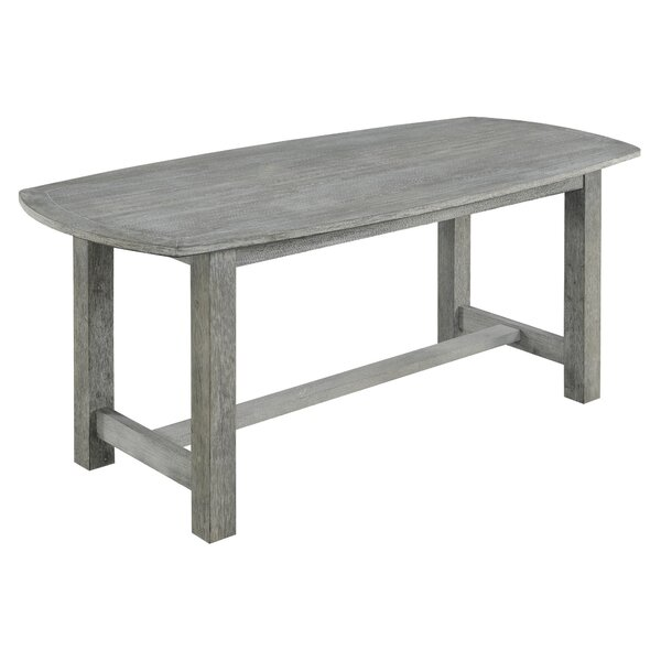 Peirce Dining Table by Bungalow Rose Bungalow Rose