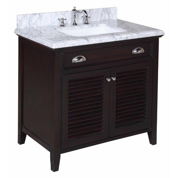 Savannah 36 Single Bathroom Vanity Set by Kitchen Bath CollectionSavannah 36 Single Bathroom Vanity Set by Kitchen Bath Collection