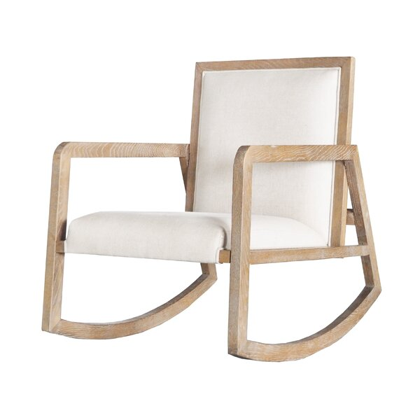 Hoff Rocking Chair by Bungalow Rose