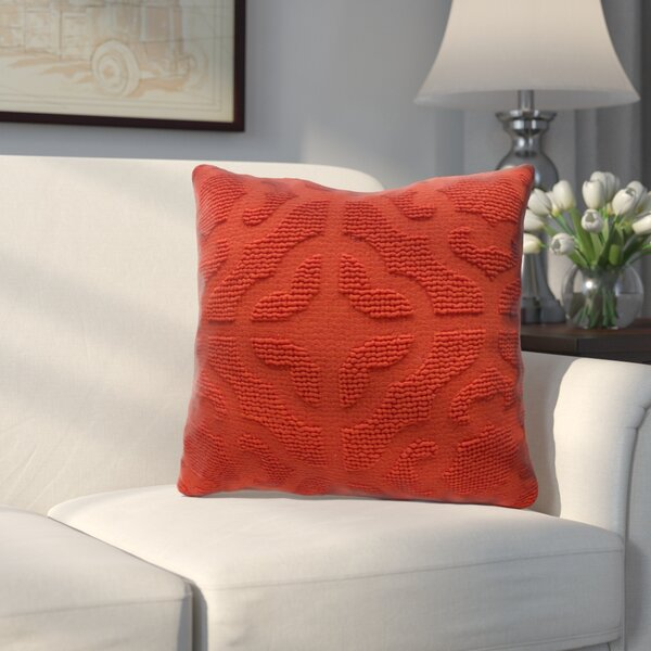 Oak Lane Mosaic Throw Pillow by Alcott Hill