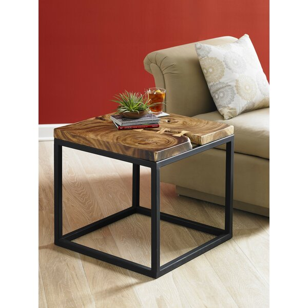 Martin End Table by Phillips Collection Phillips Collection