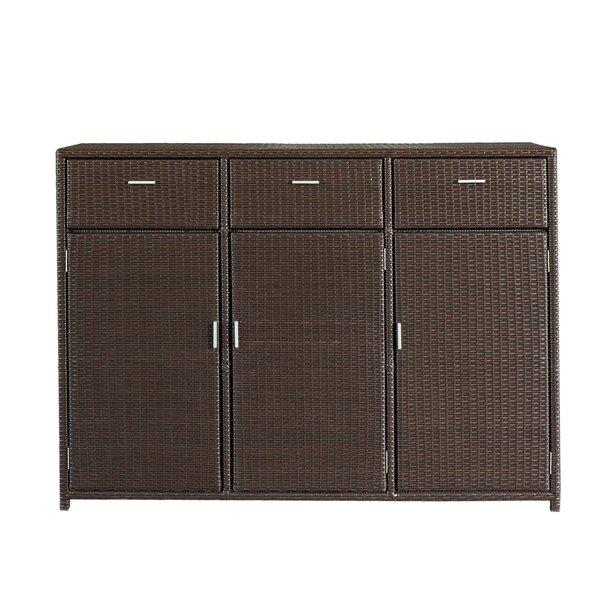 Magari 3 Door Accent Cabinet by Magari