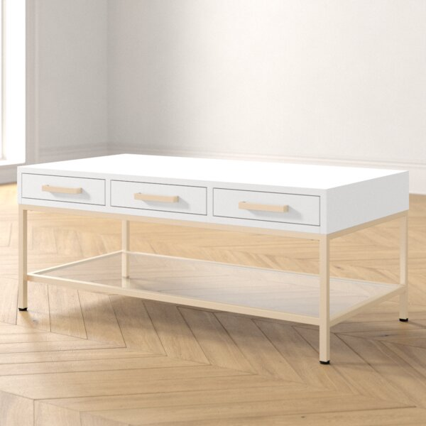 Katie Coffee Table by Foundstone Foundstone