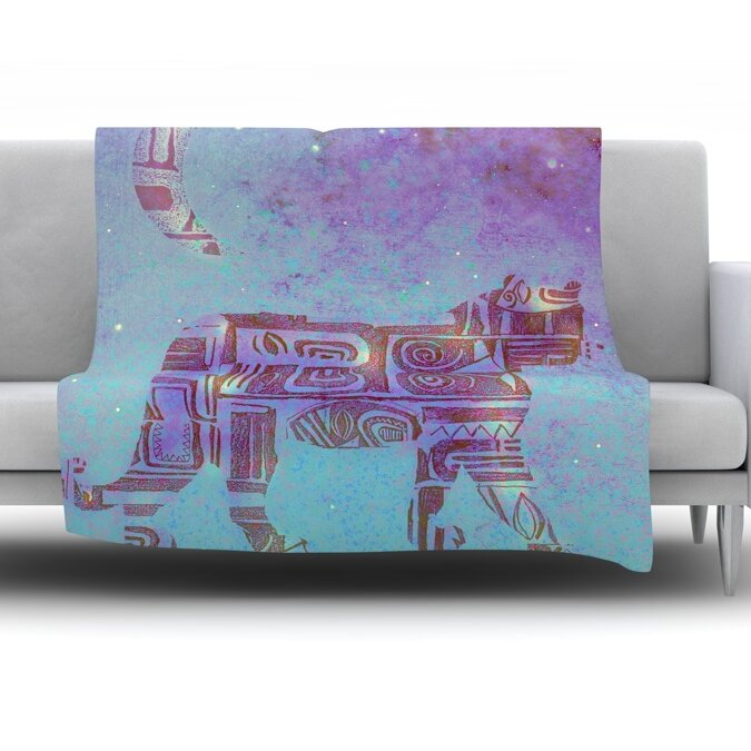 Kess InHouse Marianna Tankelevich Dream Houses 23 x 23 Square Floor Pillow