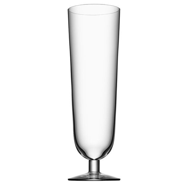 Pilsner 15 oz. Crystal Pint Glass (Set of 4) by Orrefors