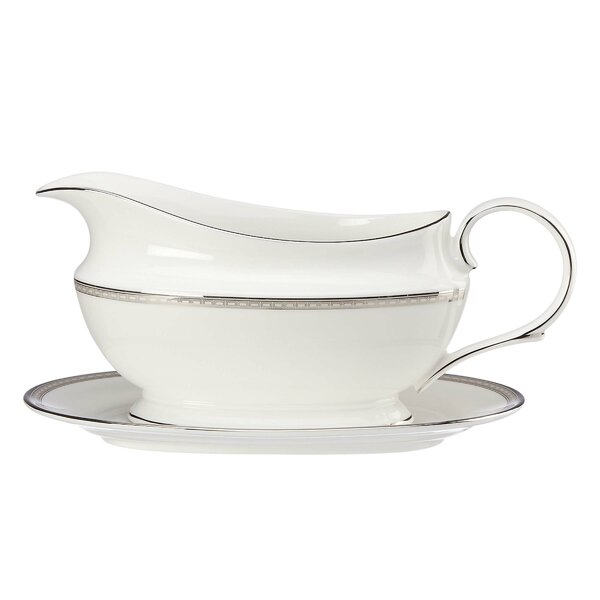 Murray Hill Gravy Boat by Lenox