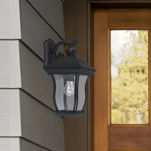 Reviews Chelsea 3-Light Outdoor Wall Lantern By Designers Fountain