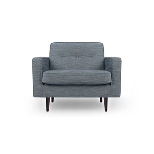 Mickey Mid-century Club Chair