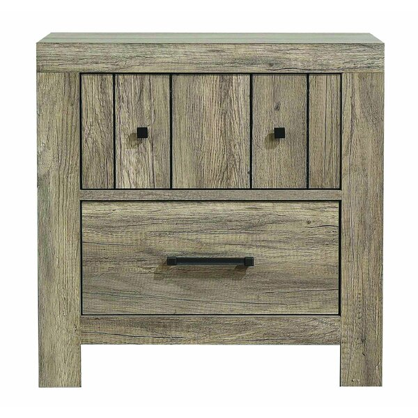 Chisholm 2 Drawer Nightstand By Foundry Select