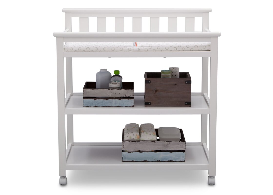 Flat Top Changing Table