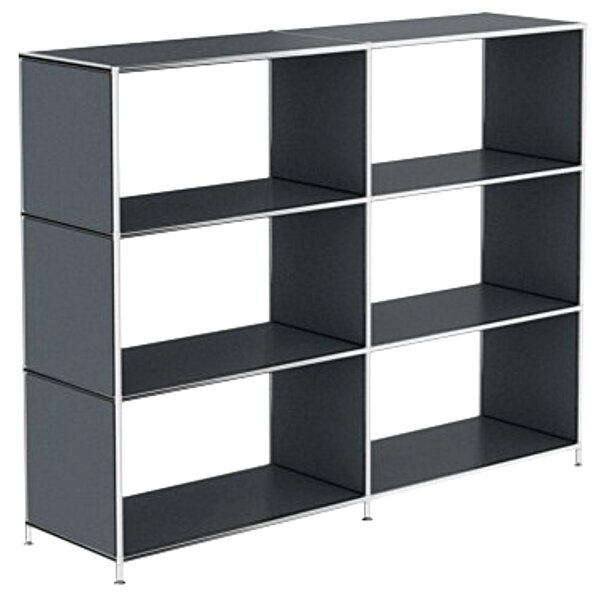 Manzella Cubic Unit Bookcase by Latitude Run