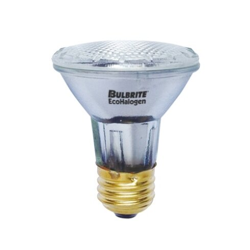 39W 130-Volt Halogen Light Bulb (Set of 8) by Bulbrite Industries