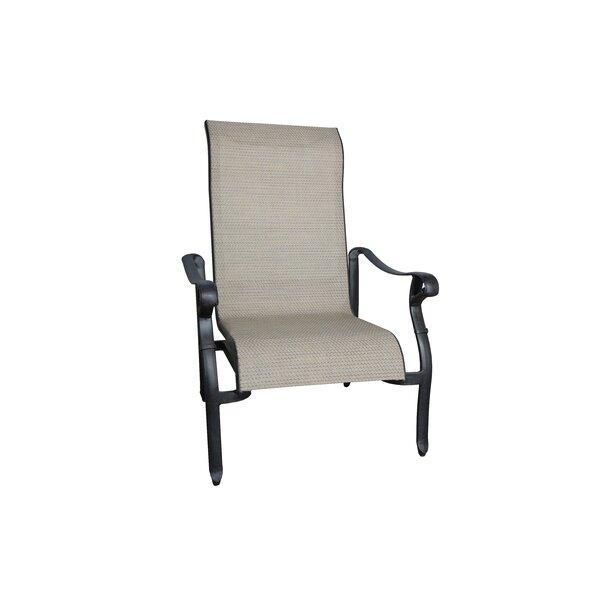 Jovan Patio Dining Chair (Set of 2) by Alcott Hill Alcott Hill