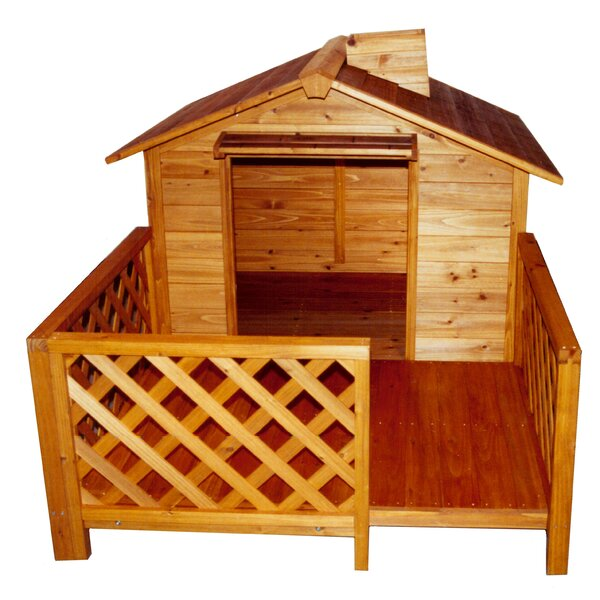 The Mansion Dog House by Merry Products