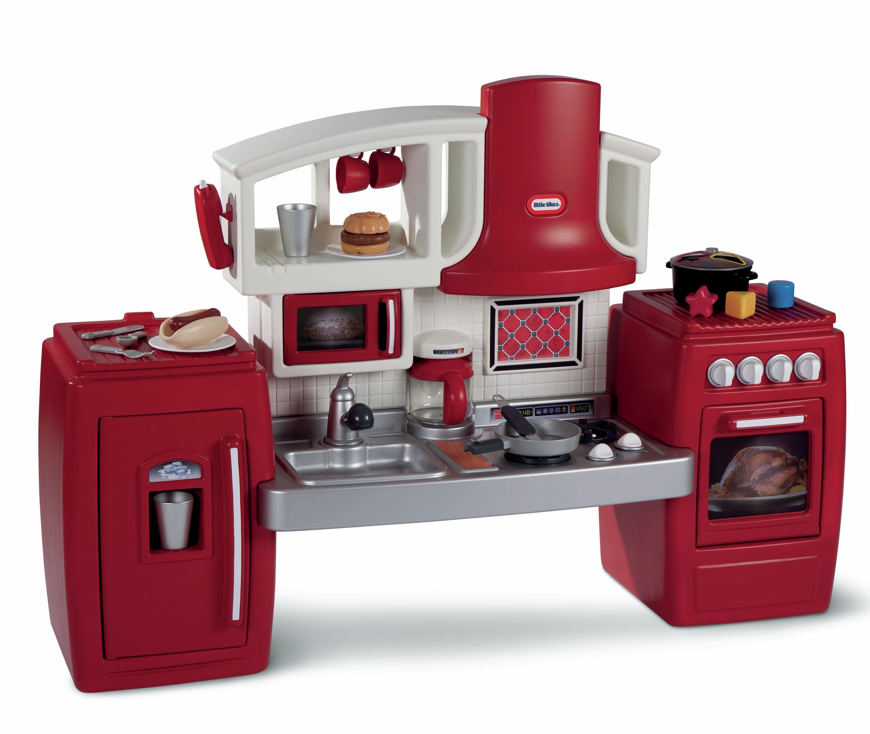 Little Tikes Cook 'n Grow Kitchen Set & Reviews | Wayfair on