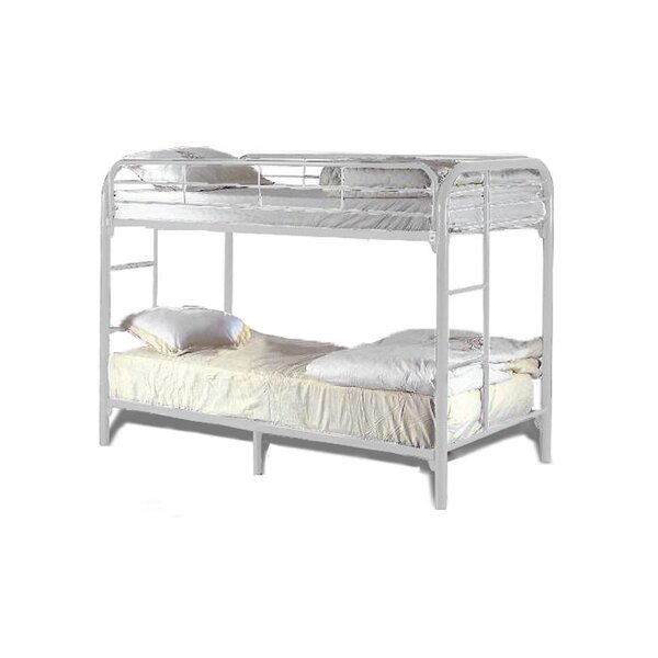 Twin Over Twin Bunk Bed by Milton Green Star
